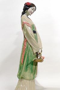 Китайские фарфоровые статуэтки: искусство, ушедшее в прошлое