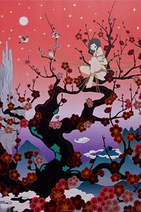 Современная японская живопись: два представителя