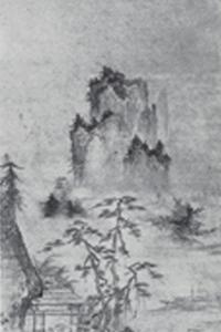 Японская монохромная живопись: черно-белое суми-э