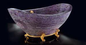 Аметистовая ванна - роскошная купальня от Baldi
