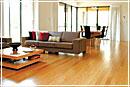 Бамбуковый паркет: модное веяние в дизайне интерьеров