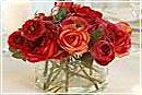 Искусственные цветы: украшение дома