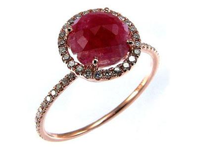 как выбрать кольцо с рубином