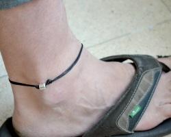 для мужчин браслет на ногу между сексуальностью сакральностью и