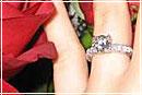 Помолвочные кольца - тренды 2012: изысканные украшения