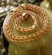 золото венеция плетение фото