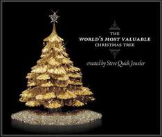 Новогодняя елка за $500 000 - подарок от Steve Quick Jeweler
