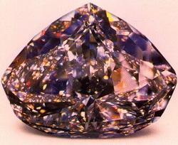 Цветные бриллианты - украшение Международной ювелирной выставки в Дубаи