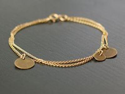 красивые браслеты золотые фото