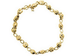 Оригинальная коллекция золотых украшений от Джейд Джаггер