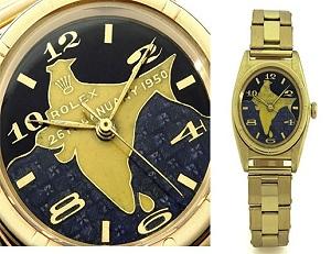 Sotheby's проведет аукцион редких часов в ноябре