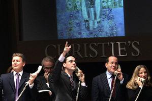 Русское искусство на Christie's