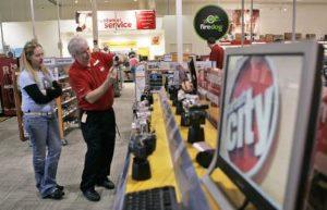 Американские магазины: торгуйтесь на здоровье!
