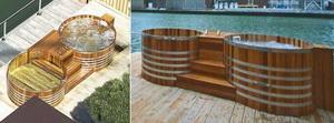Wooden Spa Tub: роскошь в вашем доме