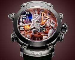 Часы Commedia dell'Arte от Bulgari