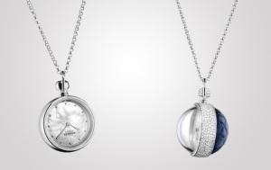 Часы Hermes Le Pendentif Boule и La Pendulette 8 Jours