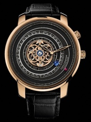 Часы Orrery Tourbillon от Graham