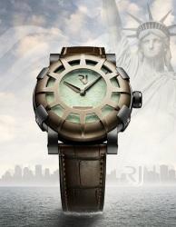Часы Romain Jerome Liberty DNA к 125-летию Статуи Свободы