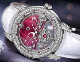 Рубиновый шедевр Royal Ruby Tourbillon от Ulysse Nardin