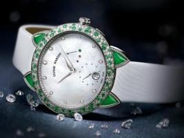 Ulysse Nardin Jade – часы специально для женщин