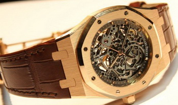Часы Royal Oak Skeleton от Audemars Piguet