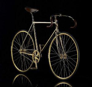 Как идут продажи золотых велосипедов?