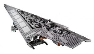 Модель звездного корабля Дарта Вейдера