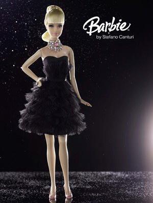 Уникальная Барби от Стефано Кантури
