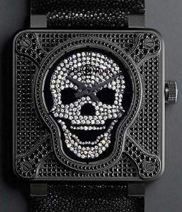 «Пиратская» коллекция часов Bell & Ross