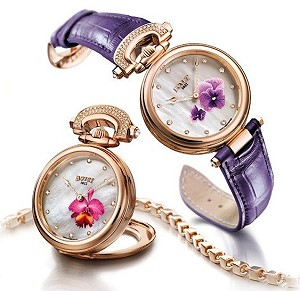 Bovet Amadeo Mille Fleurs: идеальные женские часы