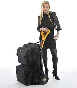 «Подвижный» багаж  - новая серия от Live Luggage