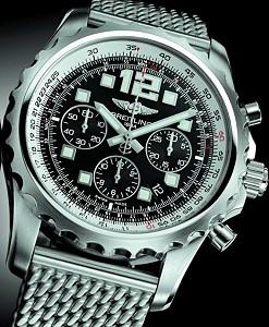 Часы Breitling Chronospace: утилитарность высшего класса