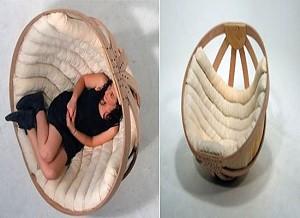 Кресло-качалка от Ричарда Кларксона
