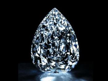 Sotheby's выставит на торги легендарный голубой бриллиант