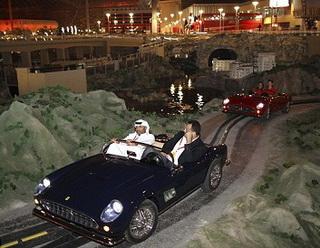 Открылся парк Ferrari в Абу-Даби