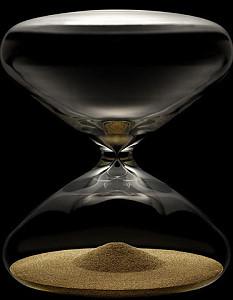 Ikepod Hourglass – песочные часы от Марка Ньюсона