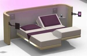 iLight Bed: новое решение для спальни