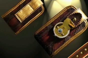 Crimson Gold «Supreme Edition» - роскошный чехол для iPhone