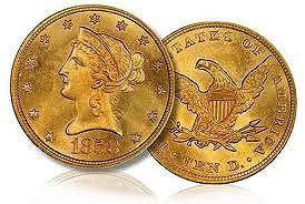 Четыре миллиона долларов за полную коллекцию золотых монет