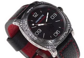 Уникальные часы от Magrette представлены на выставке в Швейцарии
