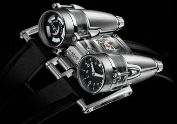 Уникальные часы Horological Machine No. 4 Thunderbolt от MB&F