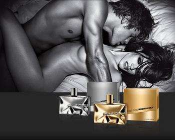 Новый аромат для мужчин и женщин от Michalsky