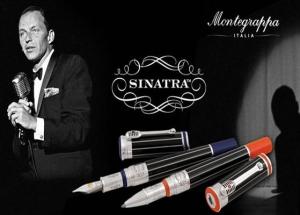 Коллекция ручек Montegrappa Icons в честь Фрэнка Синатры
