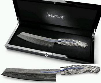 Еще один превосходный нож от «Nesmuk»