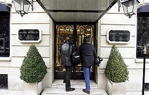 Раскрыто ограбление ювелирного бутика Harry Winston в Париже