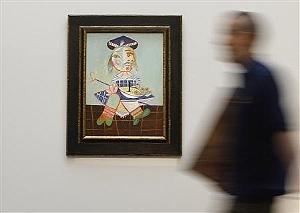 Портрет дочери Пикассо оценен в 24 миллиона долларов