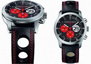 Porsche представил эксклюзивный хронограф в честь годовщины победы на чемпионате Le Mans
