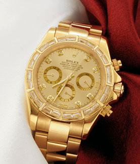 Часы Rolex проданные в 2008 году на аукционе Довилле оказались подделкой