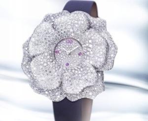 Новая версия часов La Rose от Jaeger-LeCoultre с бриллиантами