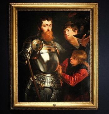 Семья Спенсер продала картину Рубенса